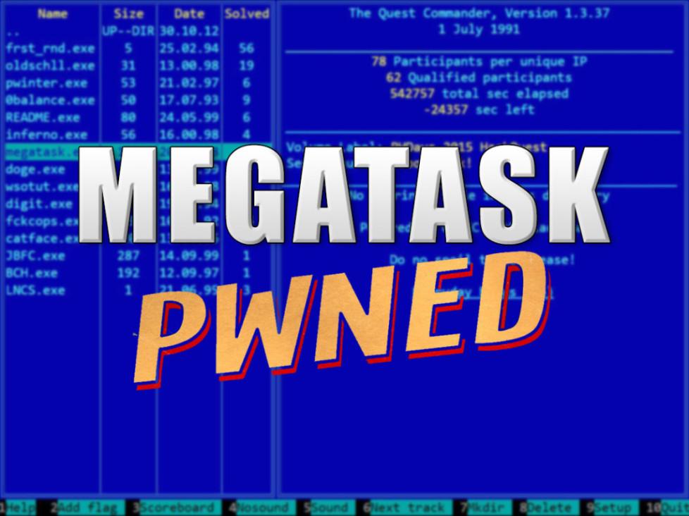 Megatask Owned