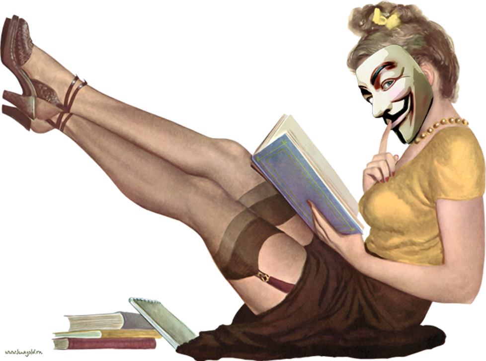 PinUp Anonymous Reading