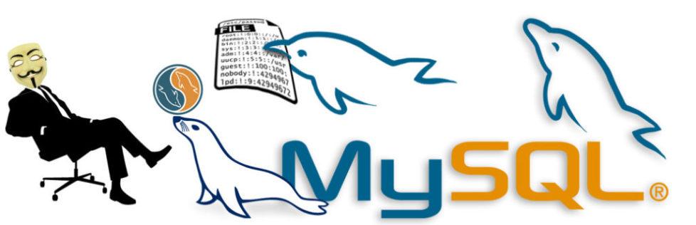 MySQL connect file read